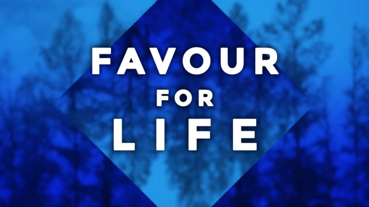 Message Title Cover Image: Favour for Live